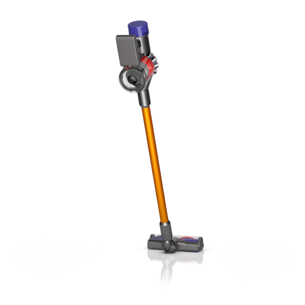 dyson v8 absolute kabelloser staubsauger handstaubsauger. Black Bedroom Furniture Sets. Home Design Ideas