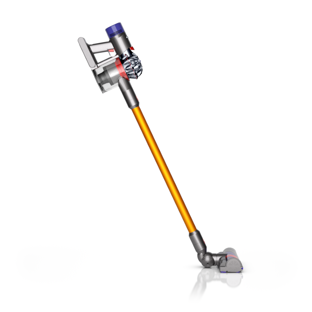 dyson v8 absolute kabelloser staubsauger handstaubsauger zubeh r neuwertig ebay. Black Bedroom Furniture Sets. Home Design Ideas